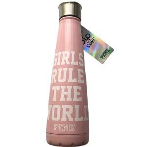 Swell x PINK Girls Rule the World Tumbler 15Oz NWT